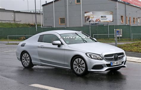 New Mercedes by New Mercedes C Class Coupe Honig I Shrunk The S