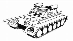 Army Tank Coloring Pages At Getcolorings Com