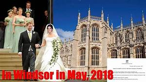 In Windsor in May: Harry to marry Meghan at St George's ...