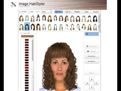 imagehairstyler women hairstyles youtube