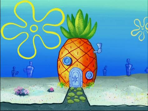 pineapple house nickelodeon built a spongebob pineapple hotel in the