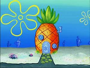 Nickelodeon have built a Spongebob pineapple hotel in the ...