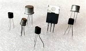 Different Types of Transistors and Their Working  Transistor