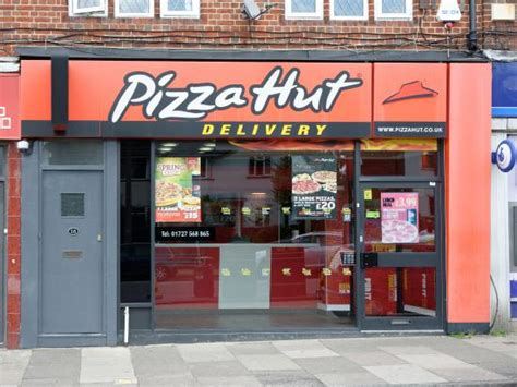 pizza hut number phone pizza hut uk ltd st albans restaurant reviews phone