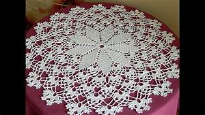 Crochet  Crochet Doily Diagram  My Doily  Lace Napkins