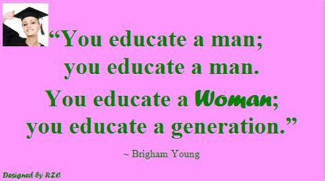 Best Quotes On Female Education