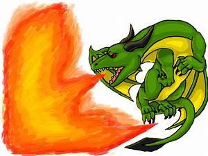 Cartoon Fire Breathing Dragon - ClipArt Best