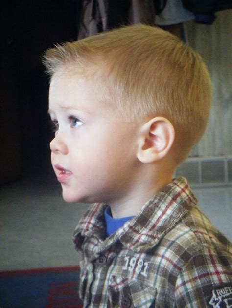 6 Year Boy Hairstyles by Image Result For 1 Year Haircut Boy Toddler Hair