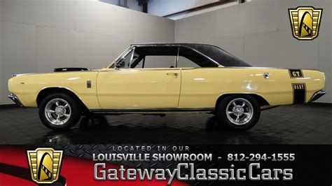 1967 Dodge Dart GT   Louisville Showroom   Stock #1017