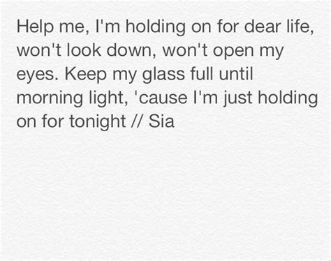 Chandelier Lyric by Chandelier Sia Lyrically Speaking