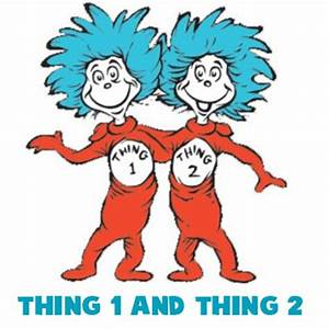 Dr Seuss Characters Archives - How to Draw Step by Step ...