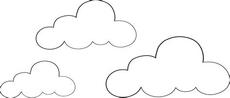 cloud template zoe s craft clean and simple afternoon