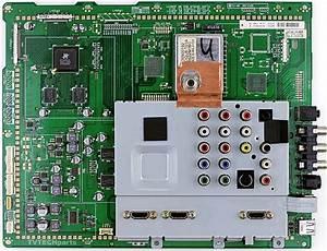 313926859108 Philips Video Board For Tv Model 47pfl7403d  F7