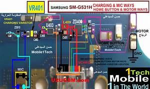 Samsung Galaxy Grand Prime G531 Mic Problem Jumper