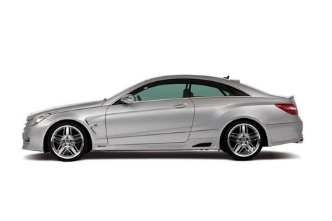 lorinser mercedes  class wc coupe benztuning