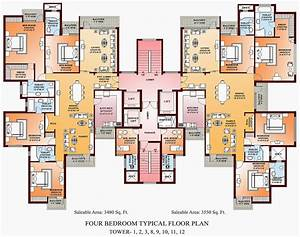 Zimbabwe House Plan Four Bedroom