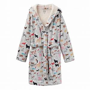 Joules Ladies Idlewhile Dressing Gown Millbry Hill