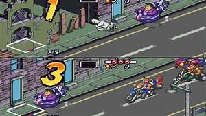 BIKER MICE FROM MARS Super Nintendo Gameplay (ZSNES) - YouTube