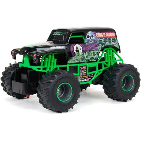 monster jam trucks toys monster truck toys walmart com