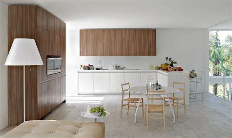 ideas de cocinas en blanco  madera  cocinas