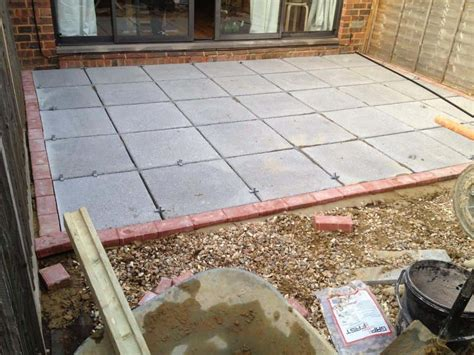Patio Construction pathway patio construction service tidy gardens tidy