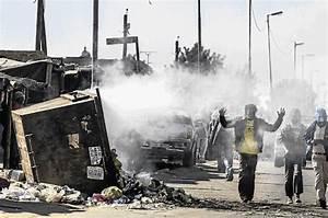 21 arrested for Port Elizabeth violence