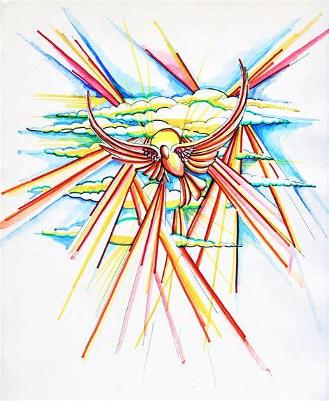 clipart cresima i simboli dello spirito santo cresima san paolo