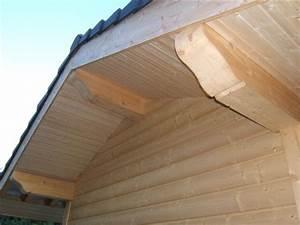 Spot Encastrable Exterieur Sous Toiture : notre maison ossature bois de a z 2009 juillet 31 ~ Melissatoandfro.com Idées de Décoration
