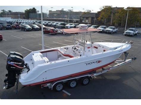 Donzi Boats For Sale California by 2004 Donzi 29zf Powerboat For Sale In California