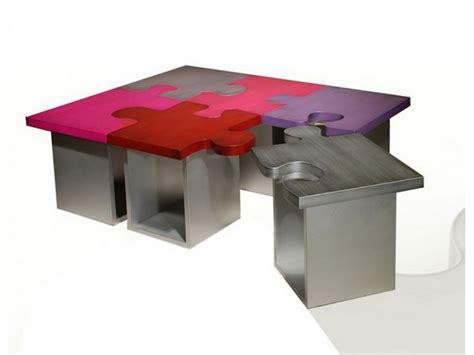 chambre hote design table basse originale