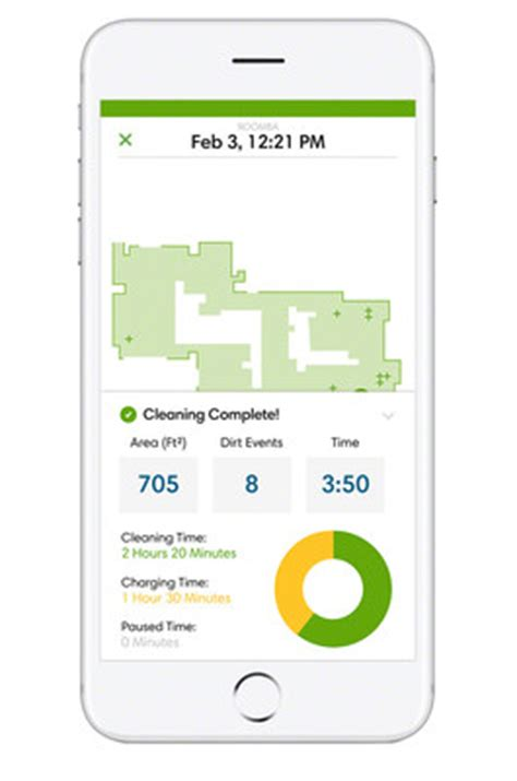 irobot takes next step in the connected home with clean map reports and
