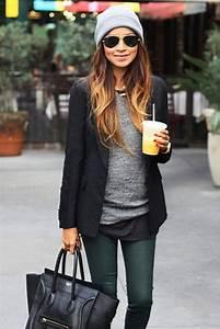 Die 25 Besten Ideen Zu Grne Hose Outfit Auf Pinterest