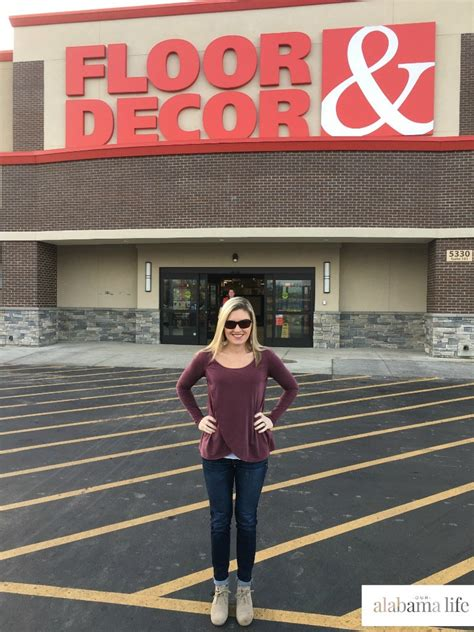 Floor And Decor Store Hours by Floor Decor Store Tour Our Alabama
