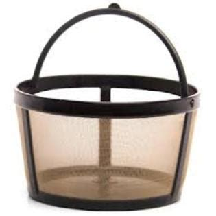 You can upgrade to a programmable model, which will allow you to set a brewing timer. Goldtone 4-Cup Basket Style Permanent Coffee Filter fits Mr. Coffee 4 Cup Coffeemakers (With Handle)