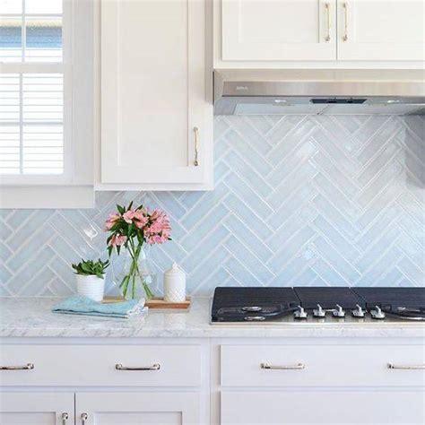 blue kitchen tiles ideas 20 kitchen backsplash ideas that are not subway tile