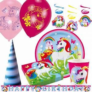 einhorn party deko unicorn geburtstag m dchen 3 69