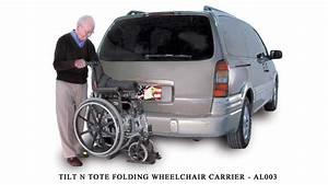 Harmar Al003 Folding Wheelchair Carrier Installation Guide