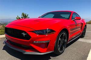 Loving Life Behind the Wheel of a 2019 Mustang GT California Special