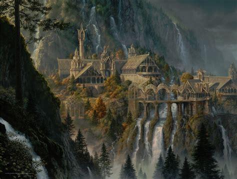 elven kingdom  aerithaene