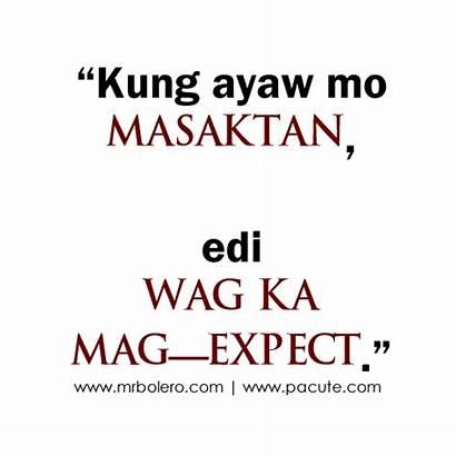 Tagalog Quotes Break Broken Heart Sad Malungkot
