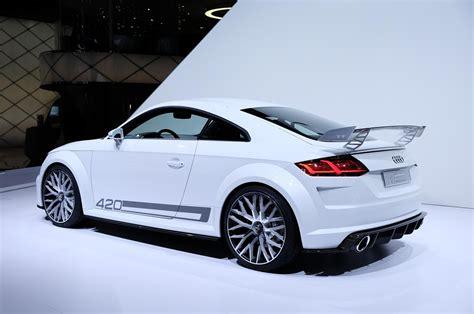Audi Tt Quattro Sport Concept Rear Three Quarters Photo 10
