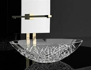 Waschbecken Glas Rund : erstaunliche glas waschbecken modelle f r jedes badezimmer ~ Markanthonyermac.com Haus und Dekorationen