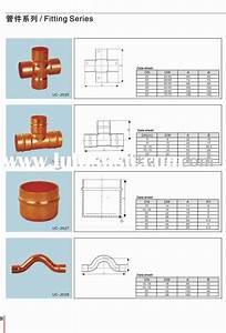 Refrigeration Refrigeration Copper Fitting Dimensions