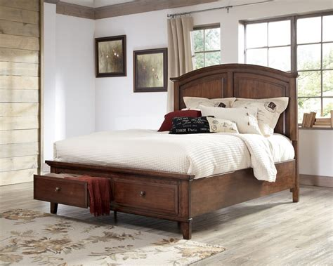 Wood Headboards by Cherry Wood Headboard Best Furniture For Vintage Lover