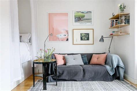 idée petit canapé apéro decoration salon blanc et