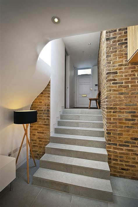 modern extension   victorian house  london