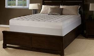 lux comfort foam mattress topper groupon goods With discount mattress toppers