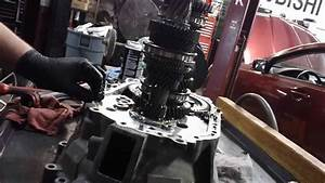 Mitusbishi 4g Eclipse Transmission Repair Of Input Shaft