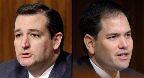Cruz vs. Rubio on immigration - POLITICO
