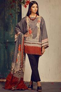 Khaadi Latest Summer Lawn Dresses Designs Collection 2018